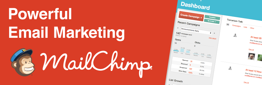 e-mailmarketing mailchimp