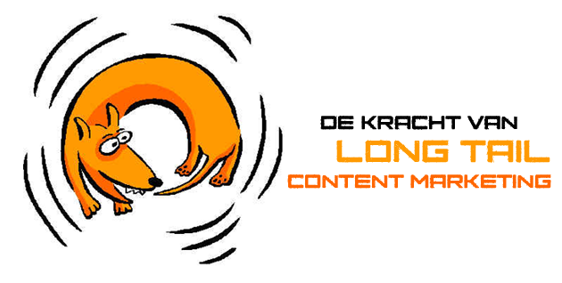 Long tail content marketing