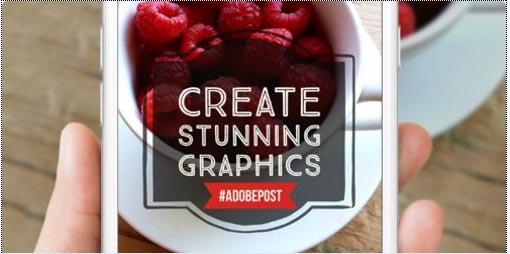 Adobe post afbeeldingen